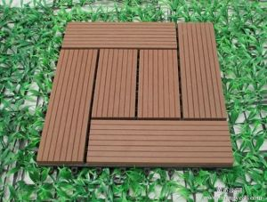 WPC Decking DIY pictures & photos