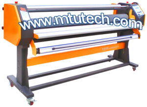 Hot Laminator Machine 1.52m Mt1600-F1 for Hot and Cold Laminating pictures & photos