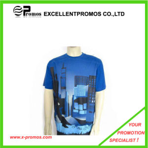 Round Neck OEM High Quality T Shirt (EP-S1013) pictures & photos