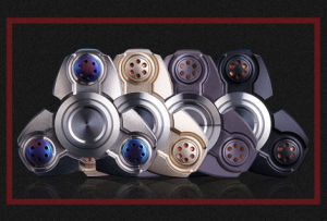 Ckf Promotion Cheap with Top Quality Decompression Gyro Hand Spinner pictures & photos