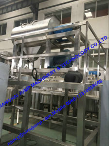 Single Channel Pulping Machine/ Double Channel Peeling Machine pictures & photos