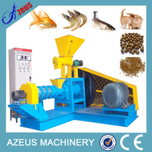 Azs Professional Supplier Big Capacity Animal Food Pellet Machine