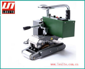 PVC Membrane Thick HDPE Sheet Hot Wedge Welder Welding Machine
