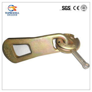 Galvanized Alloy Steel Lifting Clutch for Spherical Head Anchor pictures & photos