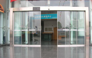 Safety Automatic Door Supplier and Manufacture (DS200) pictures & photos