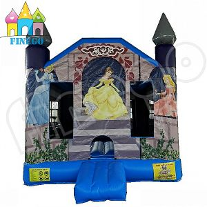 Colorful Inflatable Magic Princess Jumping Castle for Kids pictures & photos