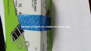 Void Security Sticker/Tamper Evident Stickers