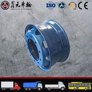 Truck Steel Wheel Rim Zhenyuan Auto Wheel (9.75*22.5) pictures & photos