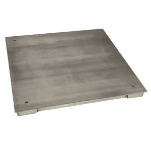 Stainless Steel Floor Scale with Smooth Plate pictures & photos