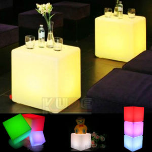 LED Table Color Changing Build-in Battery LED Table pictures & photos