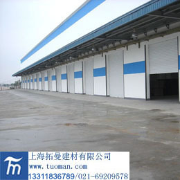 Motorized Roller Factory Door (TMRD002) pictures & photos