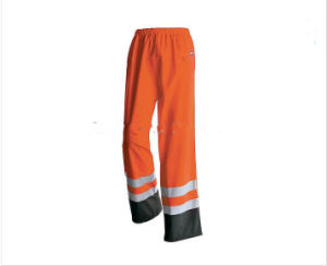 OEM Reflective Hi-Vis Orange Workwear Pants pictures & photos