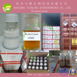 Price Preferential Herbicide Desmedipham (96%TC, 15%EC, 16%EC, Desmedipham 80g/l+ Phenmedipham80g/l EC) pictures & photos