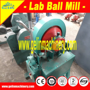 Gold Mining Testing Equipment Lab Ball Mill pictures & photos