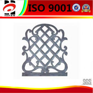 Chair Back Aluminum Die Casting pictures & photos