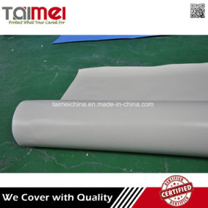 Factory Price Black Tarpaulin Sheets Material Supplier pictures & photos