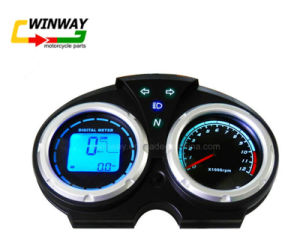Ww-7271 LED Motorcycle Speedometer, pictures & photos
