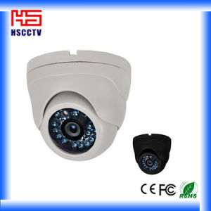 Cheap 800tvl CMOS Plastic Surveillance Dome CCTV Camera