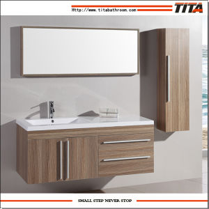 Bathroom Cabinetry/Bathroom Vanity Base Cabinet/Bathroom Furniture Modern (TH20153) pictures & photos