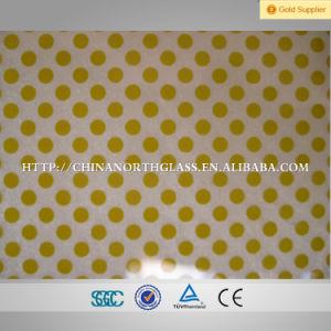 8mm Silkscreen Printing Glass Window pictures & photos