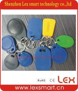 High Quality 13.56MHz China RFID Keyfob/Key/Keychain Tag