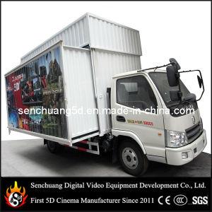 Truck Mobile 9d Cinema