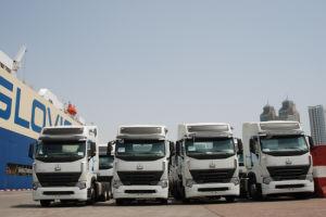 HOWO A7 8X4 Heavy-Duty Dump/Dumper/Tipper Truck pictures & photos