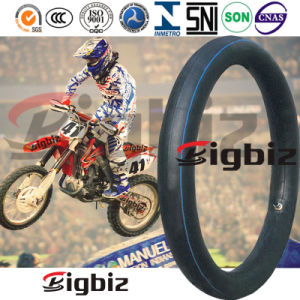High Rubber Content 3.00-17 Motorcycle Tire and Tube pictures & photos