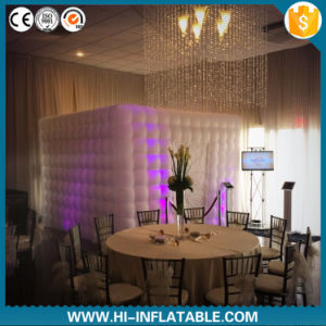 Wedding Party Inflatable Cube Photo Booth with LED pictures & photos