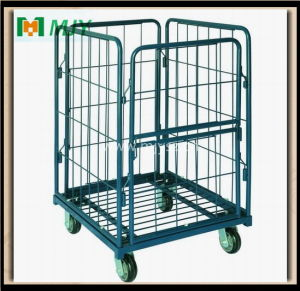 Roll Container Trolley Mjy-RC05 pictures & photos