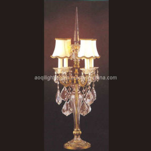 Luxury Ancient Crystal Table Lamp (AQ-1232T) pictures & photos