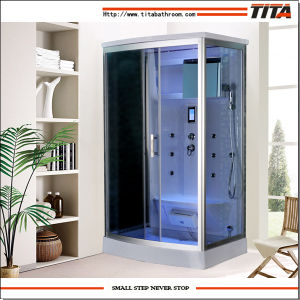 2016 Low Tray Free Standing Shower Enclosure Ts9007 pictures & photos