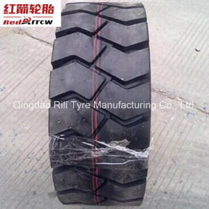 Forklift Pneumatic Tyre Factory 650-10 pictures & photos
