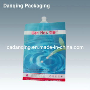 China New Design Packaging Pouch with Spout (DQ0105) pictures & photos