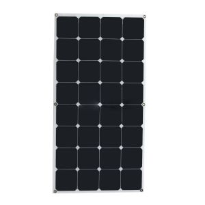 Hot Sale Portable Semi Flexible Solar Panel 100W 18V 36V pictures & photos
