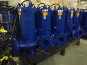 Vertical Elcetrical Submersible Sewage Pump with CE Certificates pictures & photos