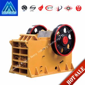 High Quality Jaw Crusher for Gold Mining Equipment pictures & photos