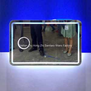 Shaving Bathroom Smart LED Mirror with Ce Certified pictures & photos