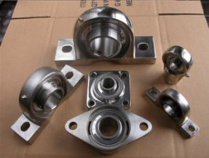 Ss Stainless Steel Pillow Block Plummer Insert Bearing pictures & photos