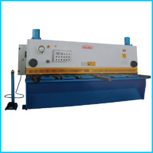 Hyduralic Model Stainless Steel Guillotine Shearing Type Steady Sheet Cutting Machine pictures & photos