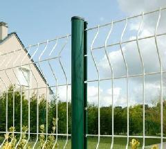 Garden Security Fence Welding Wire Fence Panel for Sale pictures & photos