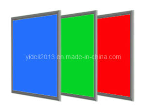 DMX Remote Controller 32W Dimmable RGB LED Flat Panel Light 600*600 (mm) pictures & photos
