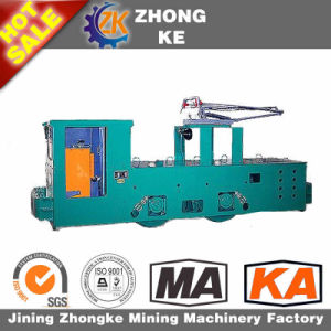 Hot Selling Underground Mining Stringing Electric Locomotive Manufacturers pictures & photos