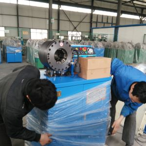 Kangmai Hot Sale Type, Hose Crimping Machine- Km-91c-5 pictures & photos