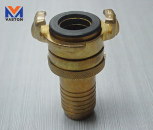 Brass Hose Coupling (VT-6886) , Forging Pipe Fitting pictures & photos