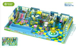 2014 Children Indoor Playground Equipment with GS Certificate (QQ-30016) pictures & photos