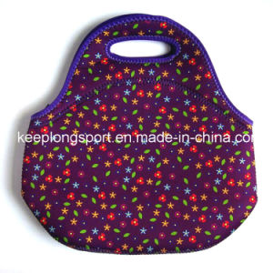 Fashionable Children Waterproof Neoprene Picnic Cooler Luch Bag pictures & photos