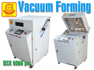 Signage Mini Acrylic Vacuum Forming Machine pictures & photos