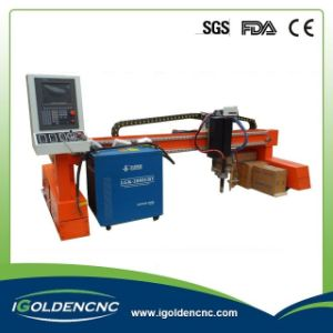 Low Cost Granty Type Flame Plasma Cutting Machine 1325 pictures & photos