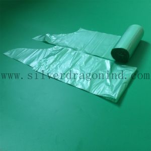 Epi Biodegradable Plastic Trash Bag on Roll with Ears pictures & photos